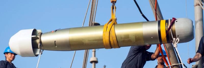 Кумулятивно-фугасные торпеды: весомый аргумент в подводной войне
