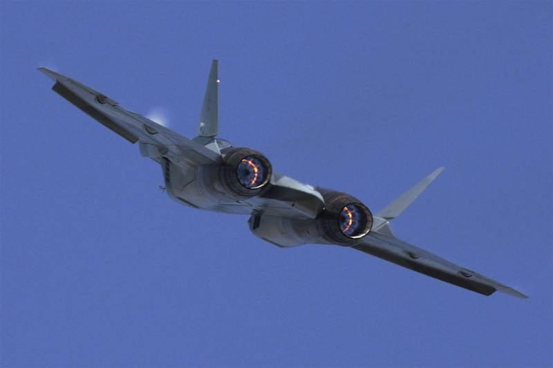 Пять зарубежных мифов об истребителе Су-57