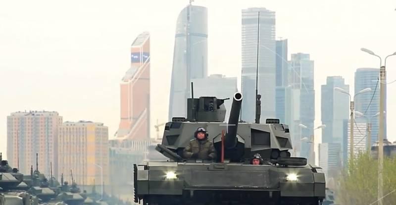 Источник: Минобороны решило закупить сотни современных танков