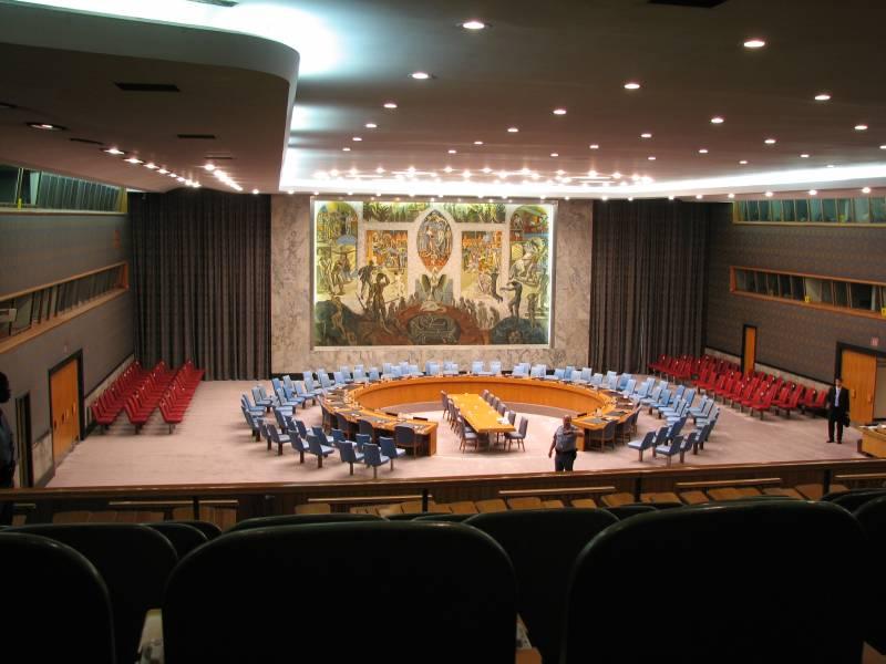 ООН: гарант мира во всём мире или собрание болтунов