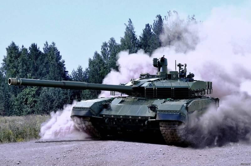 Реалия дня: Т-90М вместо «Арматы»