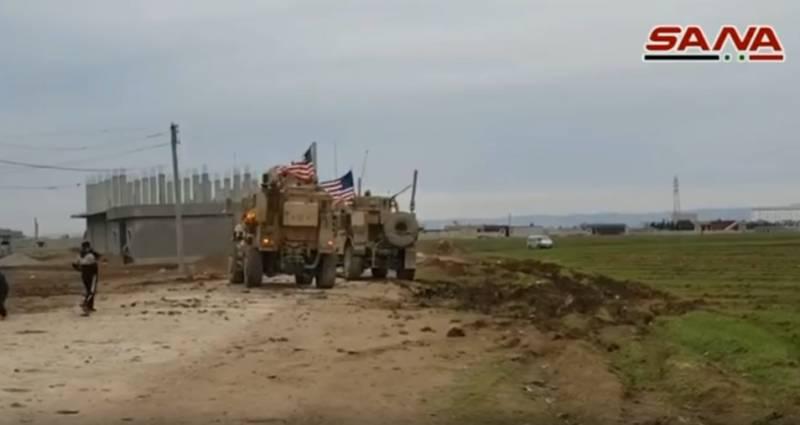 Русские и американцы в Сирии: у каждого своя правда?