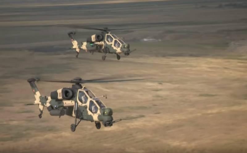 От «камикадзе» до «ударников»: Турция форсирует развитие армейской авиации и ПВО