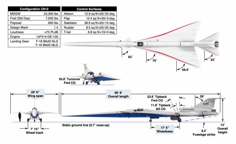 NASA готовит замену «Конкордам» и Ту-144