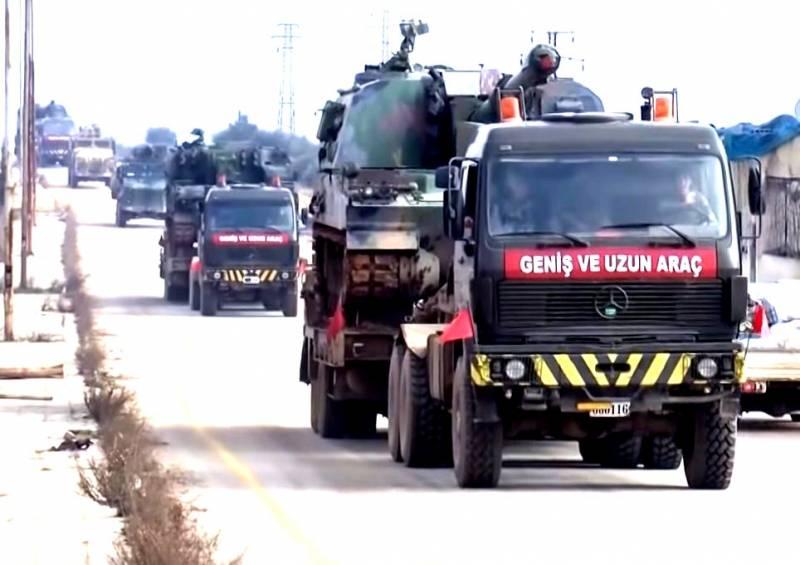 Оценка ситуации в сирийском Идлибе от турецких СМИ