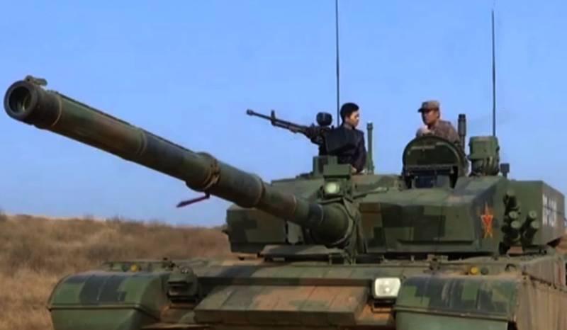 «Стал бы лёгкой мишенью в реальном бою»: в Китае выявили проблемы с танком Type99A