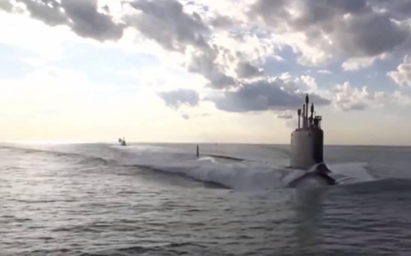 США теряют свои подводные силы, считает The National Interest