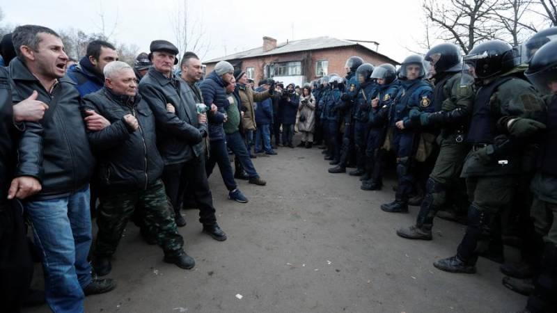 «Неправильные» украинцы и вирус евромайдана