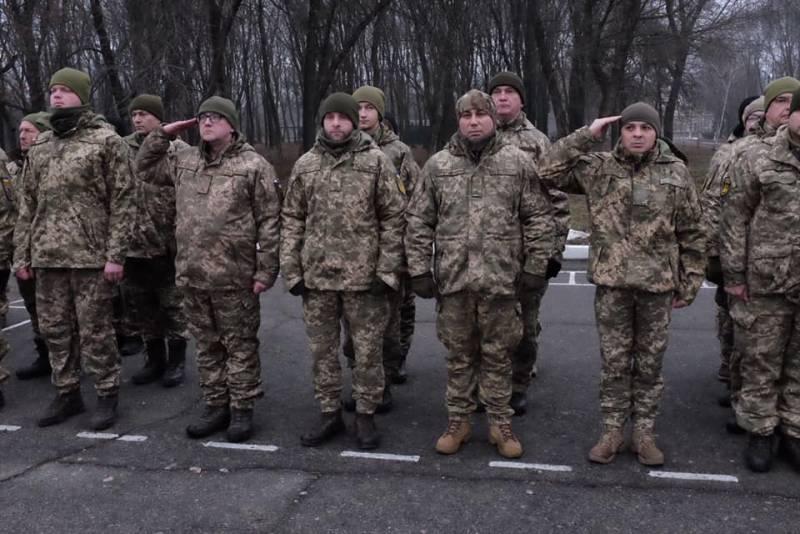 Украинские «добробатовцы»: штрихи к реальным портретам