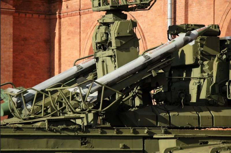 Системы ПВО в РФ. ЗРК «Оса» и ЗРК «Тор»