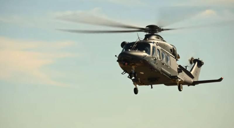 «Спасение в военных контрактах»: Boeing наращивает производство военных вертолётов