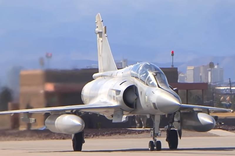 ВВС Индии объяснили, почему предпочли Mirage-2000 самолётам Су-30МКИ для удара по Балакоту