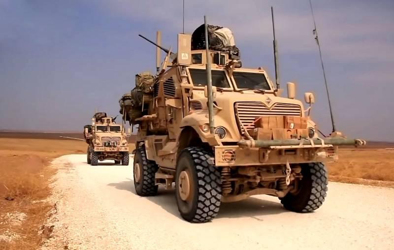 США укрепляют и создают новые военные базы на северо-востоке Сирии