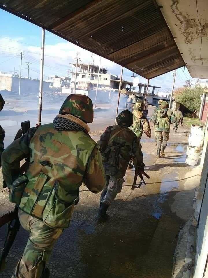 Syria, March 2: success accompanies Assad troops in Idlib