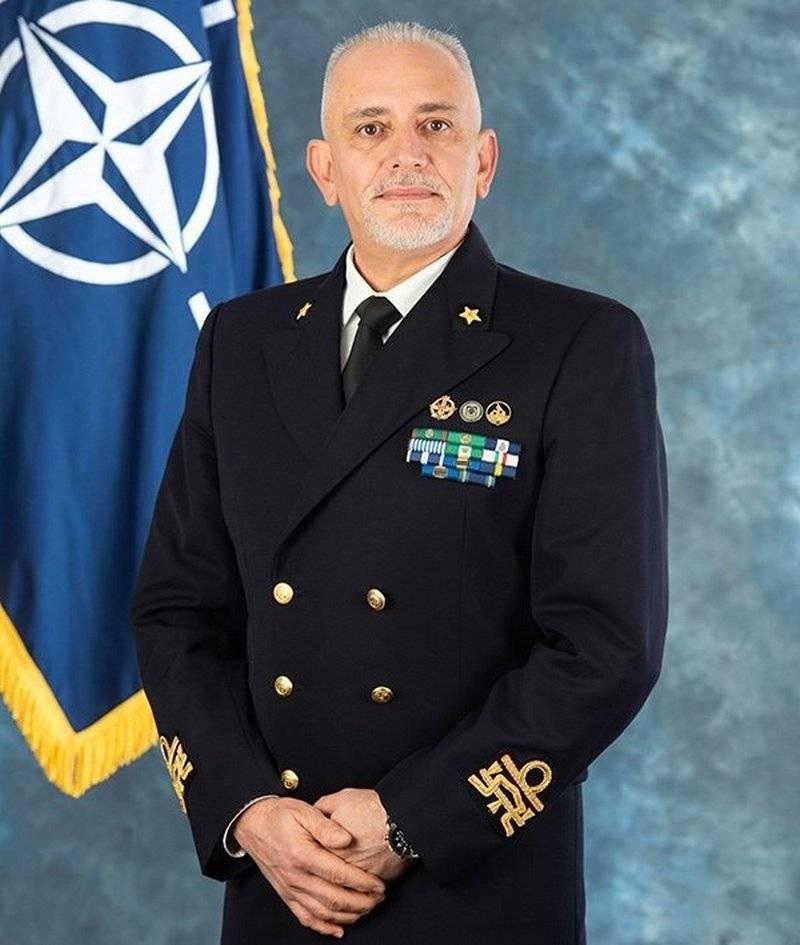 """""""우리는 러시아인들에게 상호 존중을 기대한다"""": NATO는 시리아에 해군 그룹을 보냈다"""