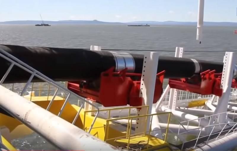 Kiev a l'intention d'enterrer enfin le gazoduc Nord Stream 2