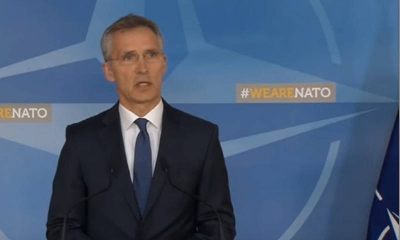 NATO condemns Idlib bombing by Assad regime and Russia