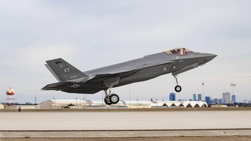 Lockheed Martin Corporation entrega o 500º caça F-35