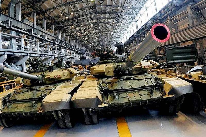 रूसी रक्षा उद्योग के उद्यमों को लिखे गए 750 बिलियन रूबल के ऋण