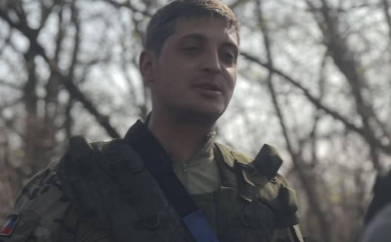 SBU 직원, Mikhail Tolstoy (Givi) 살인 사건에 대한 세부 사항 공개
