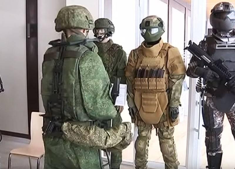 """""""勇士""""数量不多:向部队供应的设备数量很多"""