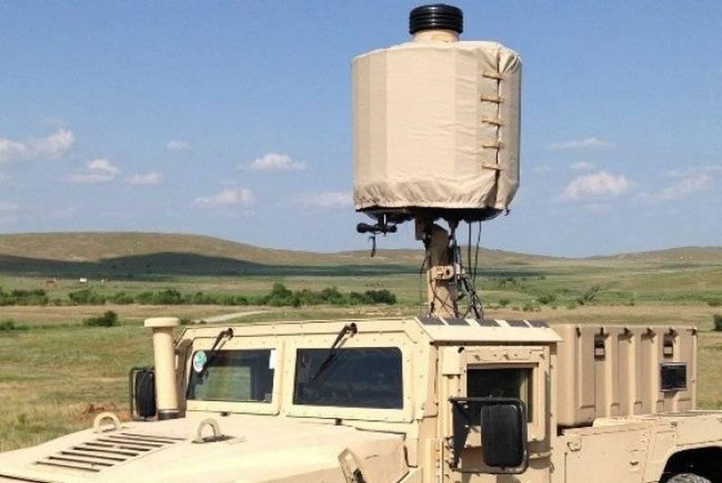 Das Pentagon wird APU-Gegenbatterie-Radargeräte und Patrouillenboote liefern