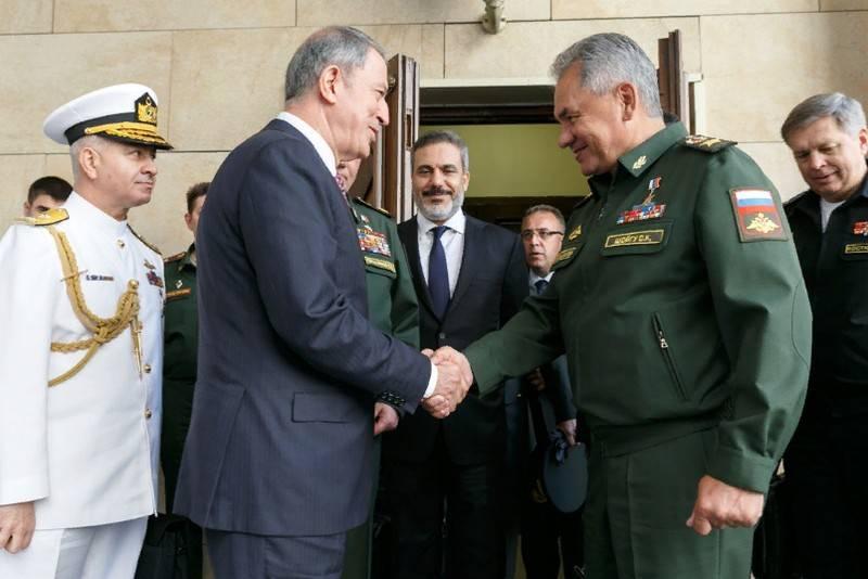 अंकारा ने इदलिब पर दोनों देशों की सेना के बीच नई वार्ता की घोषणा की