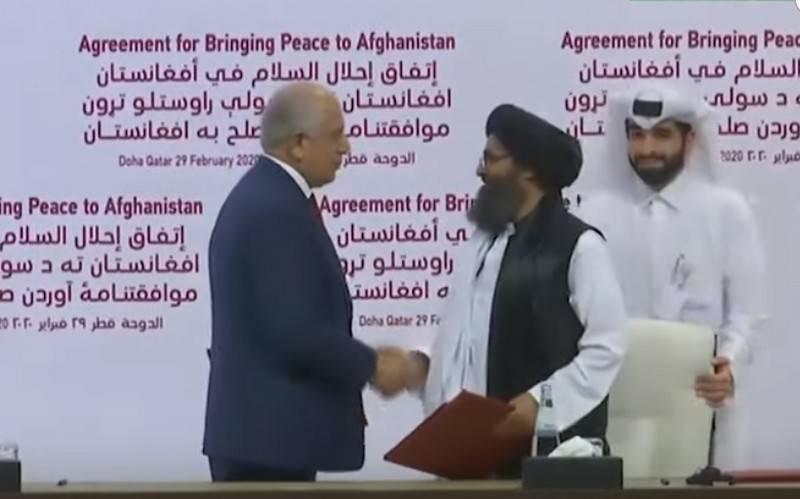 Die Taliban widerlegten die Erklärung des US-Geheimdienstes über die mangelnde Bereitschaft, den Friedensvertrag zu erfüllen