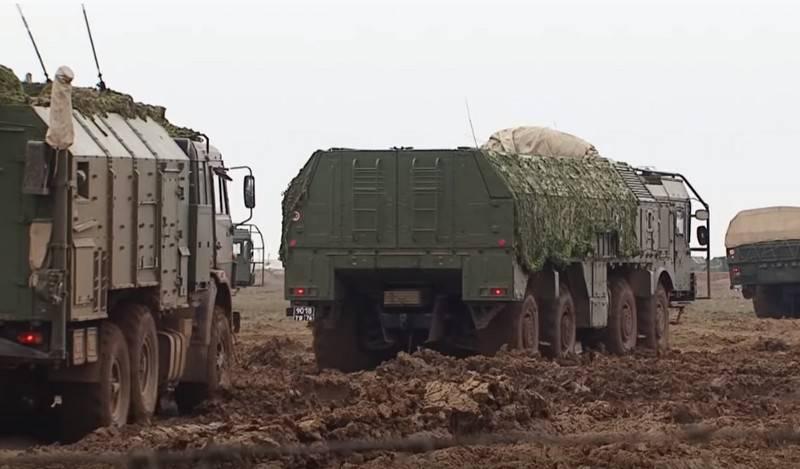 """Балтфлот отработал удары """"Искандерами"""" по объектам вероятного противника"""