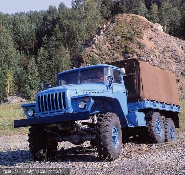 Ural-4320: The Difficult Way to Diesel