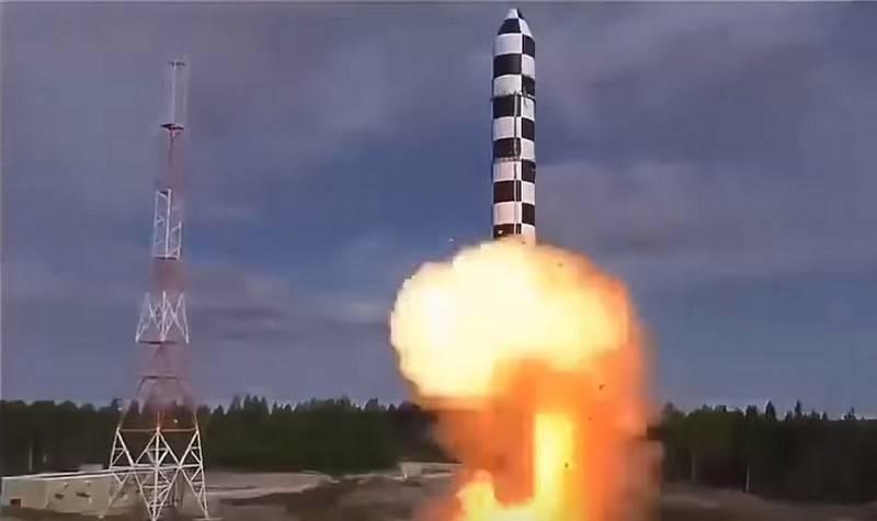 미국은 START-3에 포함시킬 러시아 무기를 불렀다.