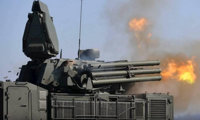 """Das Verteidigungsministerium bestreitet Ankaras Erklärung zur Zerstörung von acht """"Shell"""" in Syrien"""