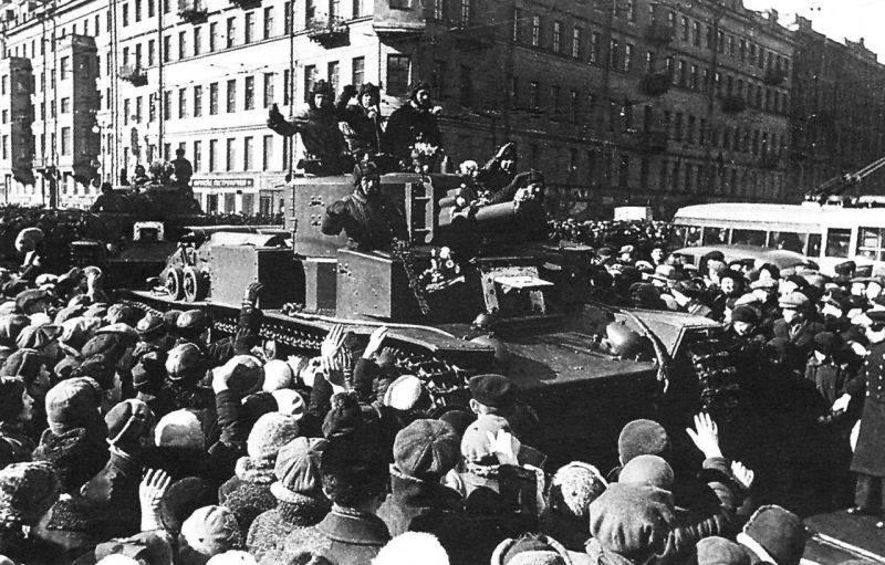 Vyborg est à nous. Traité de Moscou qui a sauvé Leningrad