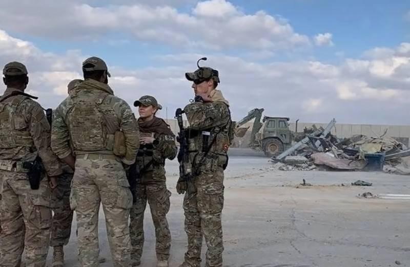 美国空军打击Al-Hashed Al-Shaabi伊拉克民兵基地