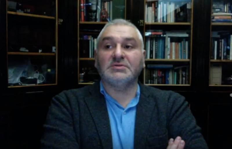 """费金谈到征服白俄罗斯的""""克里姆林宫计划"""""""
