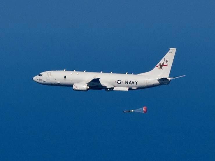 """""""Burak-M"""" para a proteção de transportadores de mísseis subaquáticos"""
