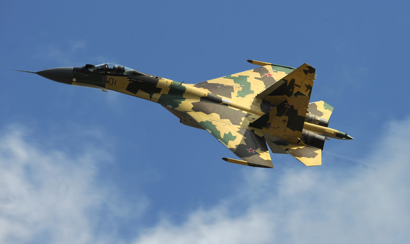 Bloomberg: Indonesia refused to purchase Russian Su-35 fighters