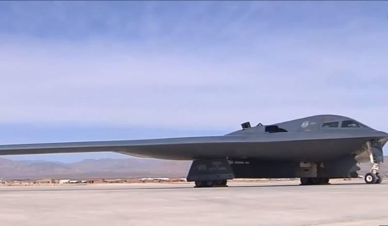 ब्रिटेन में एयरबेस में तैनात किए गए तीन स्पिरिट बी -2 बमवर्षक