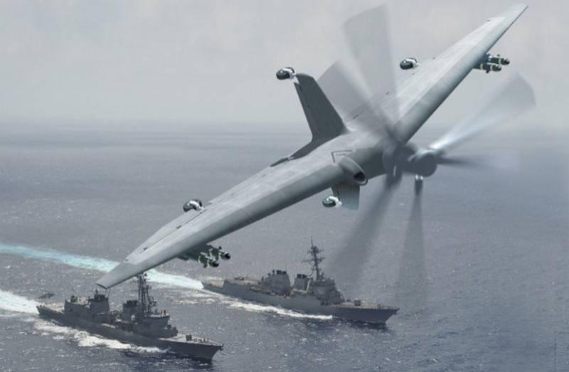 ILC डेक ड्रोन बनाने के कार्यक्रम की समीक्षा करेगा
