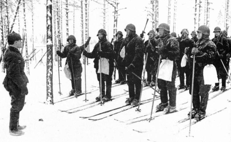 인기없는 겨울 전쟁은 위대한 승리의 선구자가되었습니다