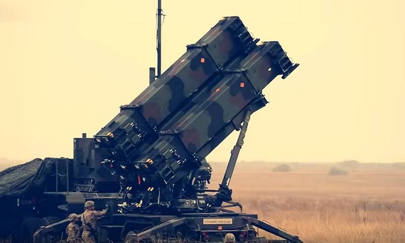 United States began deploying Patriot air defense missile system to Iraq