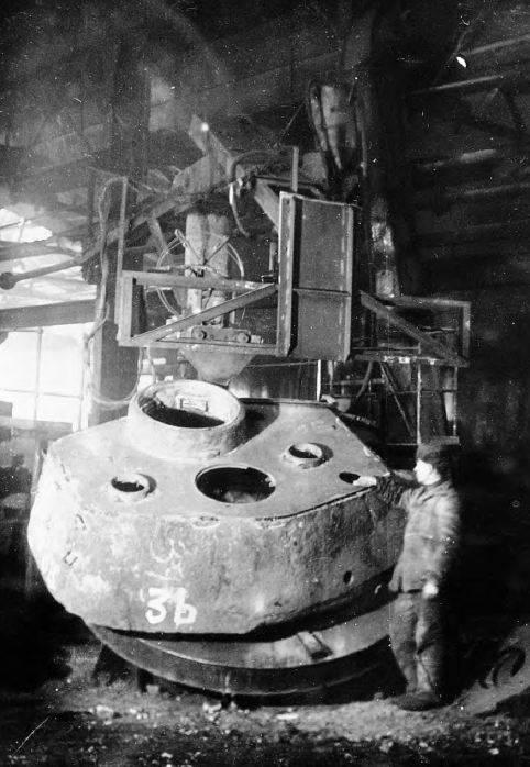 Технологии победы: автоматическая сварка танковых корпусов