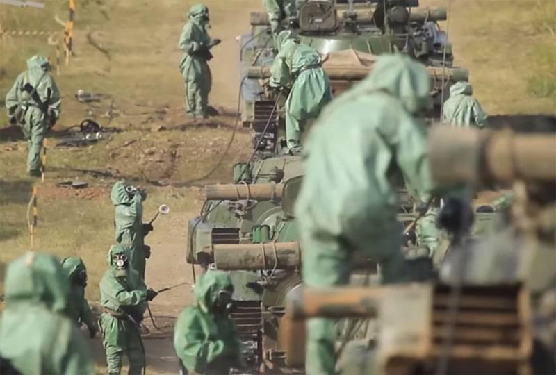 Et si le coronavirus entre dans l'armée: réflexions sur une pandémie