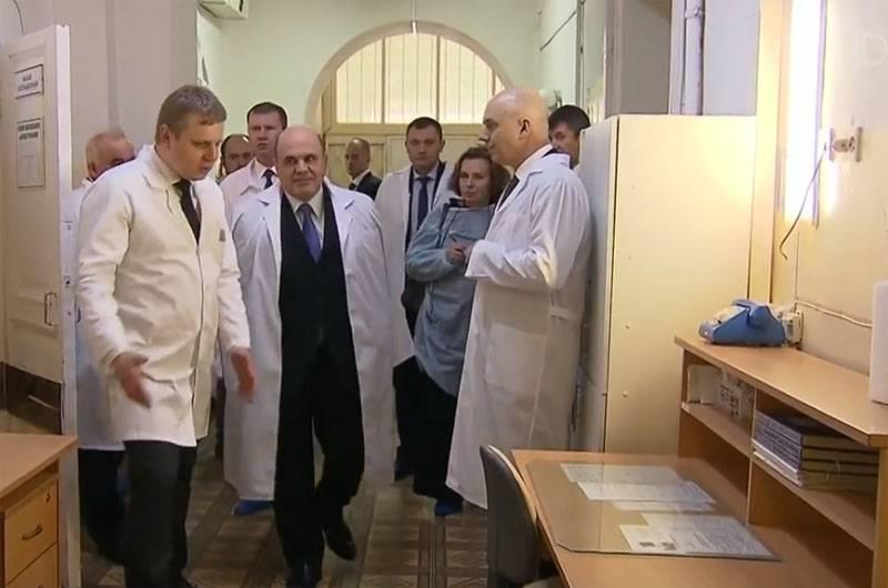 """""""保护国家免受新威胁"""":Mishustin宣布由于COVID-19而关闭与白俄罗斯的边界"""