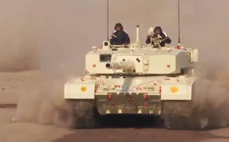 Ministério da Defesa indiano decide comprar 118 tanques Arjun Mark-1A atualizados