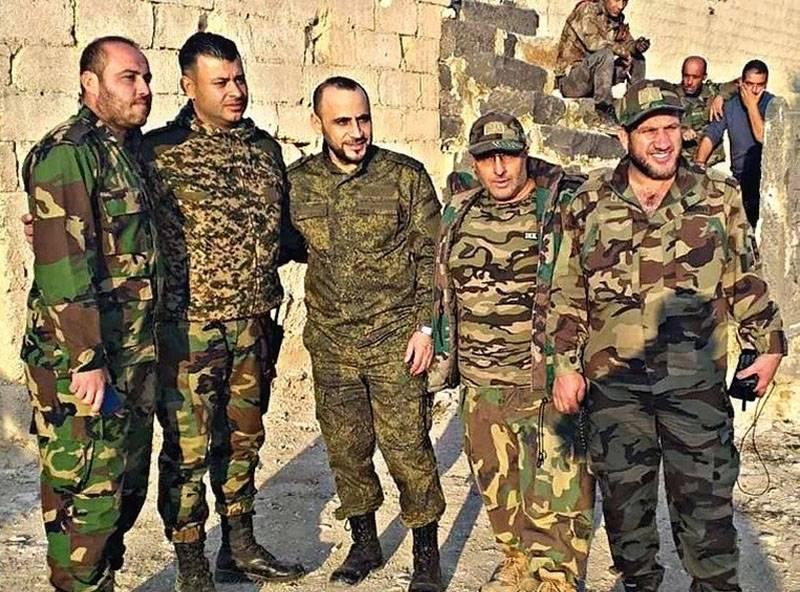 Síria, 17 de março: militantes atacam posições da AEA na região de Khazarin