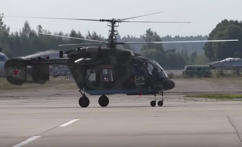 In Russia, created a crash-resistant fuel system for helicopters