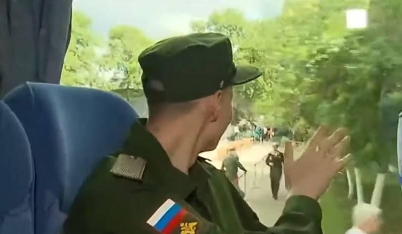 O Kremlin prometeu estudar a possível transferência do esboço da primavera