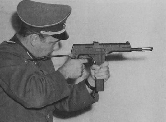 Просто, но дорого. Пистолет-пулемёт WG-66 (ГДР)