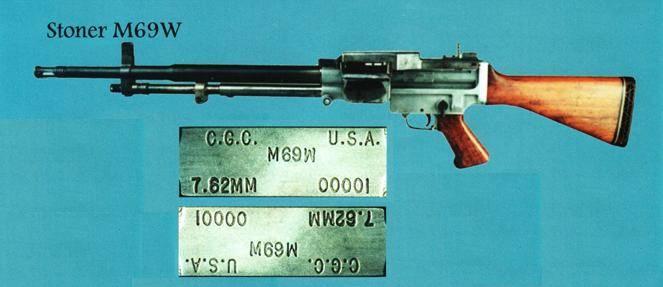 Stoner 63: Eugene Stoners modulares Waffensystem